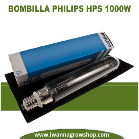 Bombilla Philips 1000w Son-T