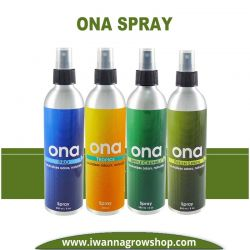 Ona Spray 250 ml. Eliminador de olores en spray