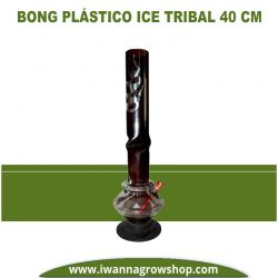 Bong Plástico Ice Tribal 40 cm