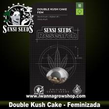 Double Kush Cake