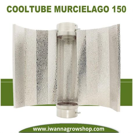 REFLECTOR COOLTUBE GLASS (150mm) + REFLECTOR STUCO