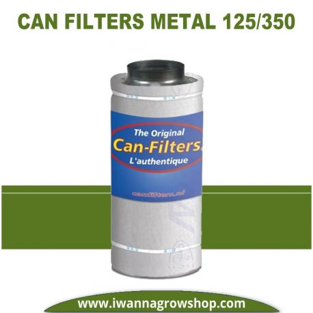 Filtro Can Filters Metal 125/350 250 m3/h