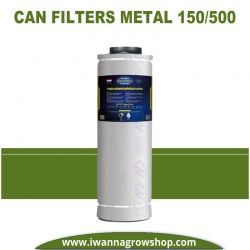 Filtro Can Filters Metal 150/500 900 m3/h