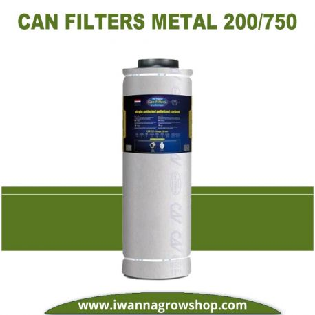 Filtro Can Filters Metal 200/750 1200 m3/h