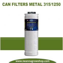 Filtro Can Filters Metal 315/1250 2000 m3/h