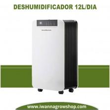 Deshumidificador 12L/día