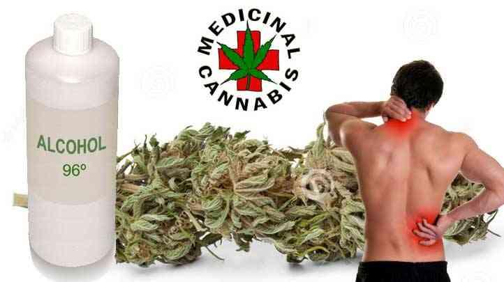 Como hacer alcohol de marihuana para friegas