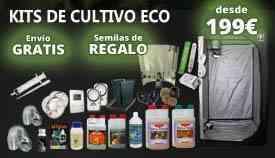 kits de cultivo eco