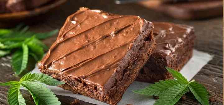 brownie de maría