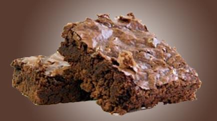 Brownie de maría. ¡Te saldrá riquísimo!