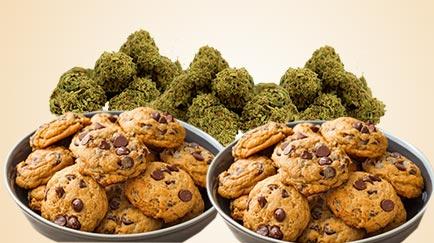 Galletas de marihuana paso a paso