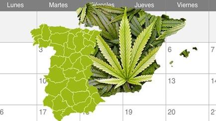¿Cuál es la mejor fecha para plantar marihuana en España?