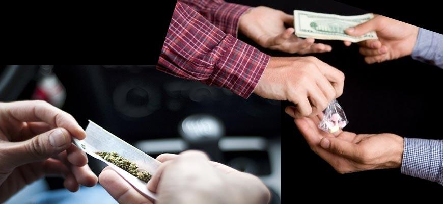 tenencia de drogas para consumo o trafico