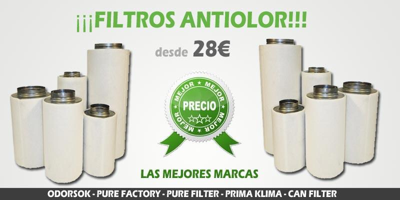 filtros antiolor