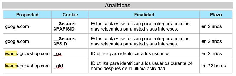 Imagen 02 Cookies