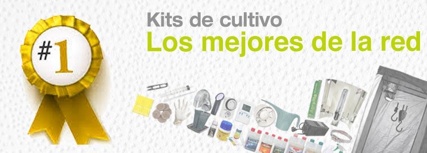 Los Mejores Kits de cultivo de La Red