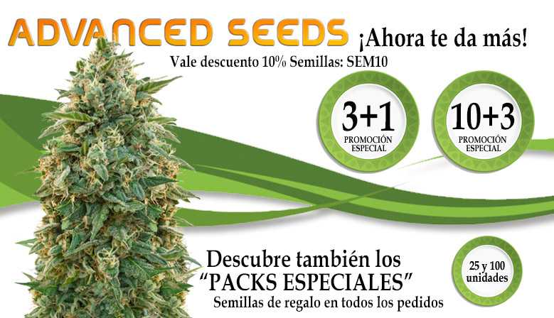 Promoción Advanced Seeds