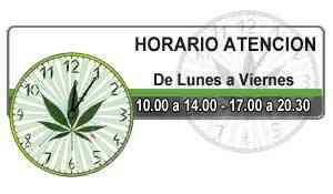 Horario del Grow Shop